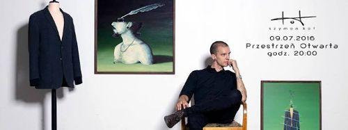 Otwarcie galerii przy przestrzeni – prace Szymona Kota