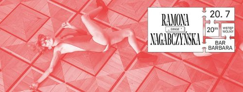 "Ramona Nagabczyńska: ""Dinge"""