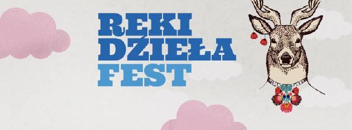 """Targ rękodzielników Ręki Dzieła Fest """"Pod Chmurką"""""""