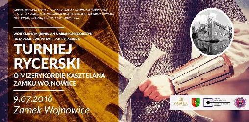 Turniej Rycerski na zamku w Wojnowicach