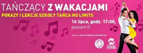 Tańczący z wakacjami w Arkadach Wrocławskich