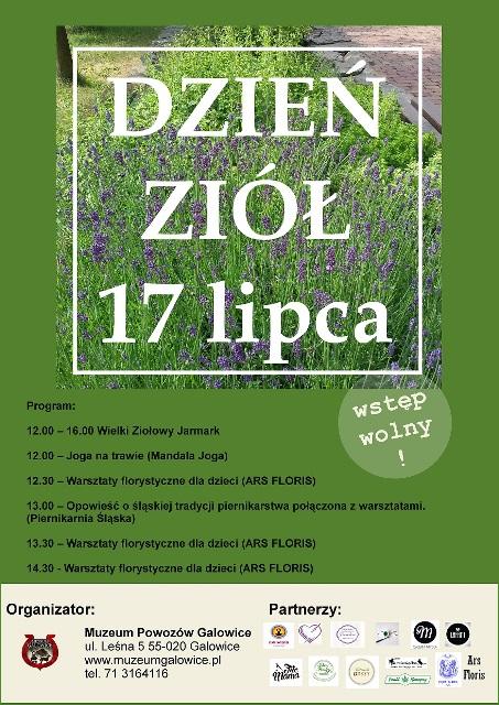 Dzień Ziół w Galowicach