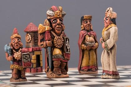 """Warsztaty rodzinne: """"Odkryj tajemnice starożytnego Peru"""""""