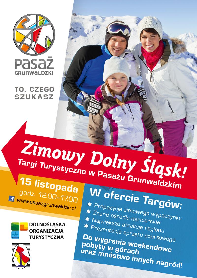 """Targi Turystyczne """"Zimowy Dolny Śląsk"""""""