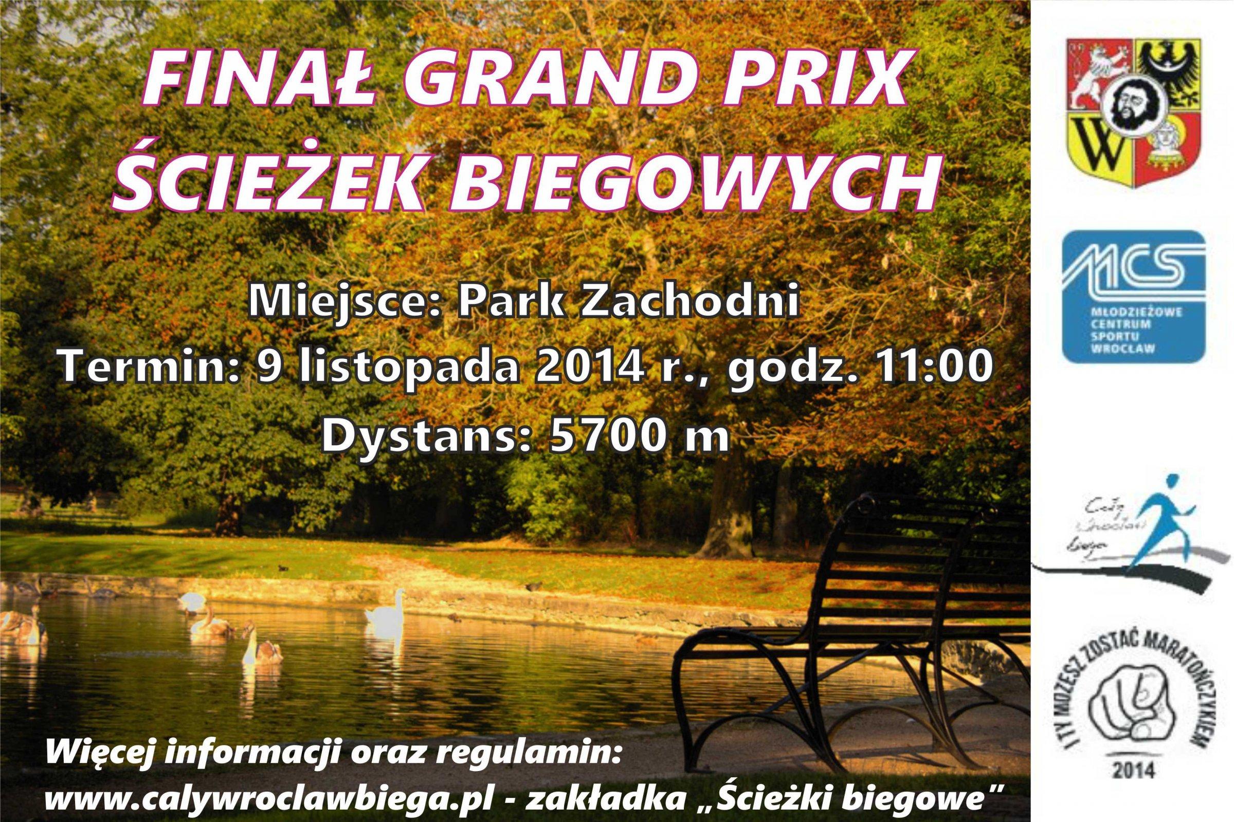 Gran Prix Ścieżek Biegowych we Wrocławiu