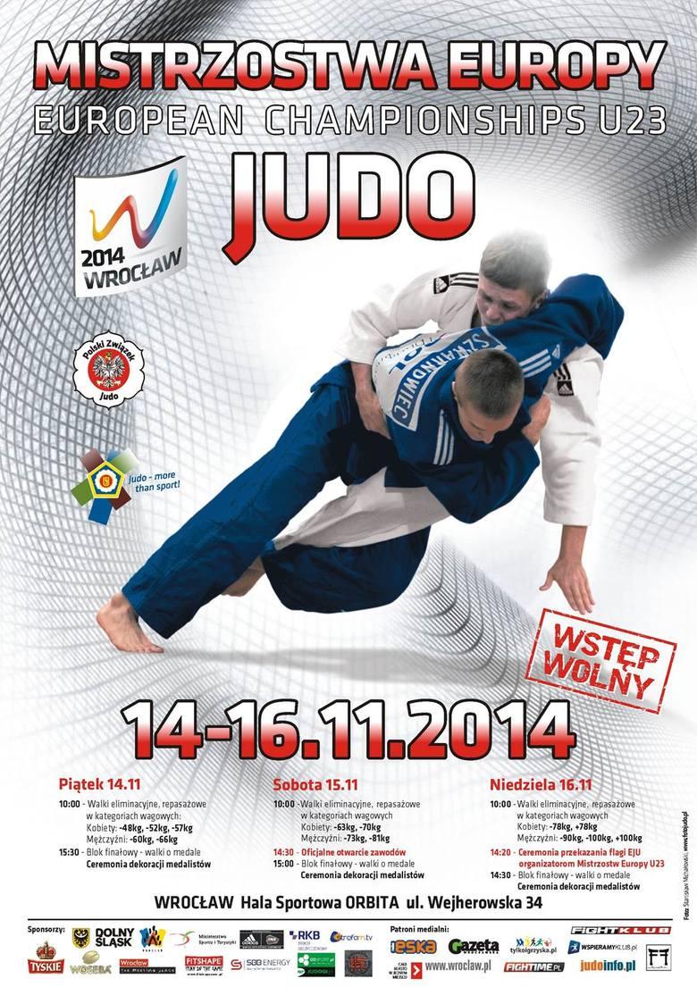 Młodzieżowe mistrzostwa Europy w judo