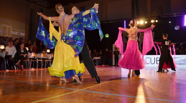 Mistrzostwa Wrocławia w tańcu towarzyskim