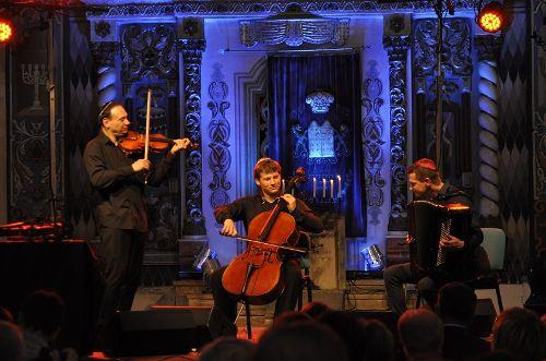 Koncert Hawdalowy: Żydowski Czarodziej Skrzypiec