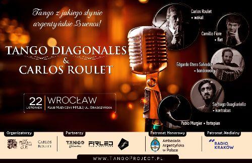 "Koncert: ""Original Tango Argentino"" w Firleju"