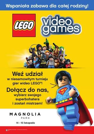 Turniej LEGO Video Games w Magnolia Park