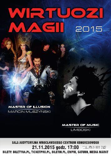 Wirtuozi Magii 2015
