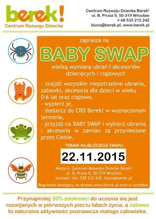 Baby Swap - wymiana ubrań dziecięcych