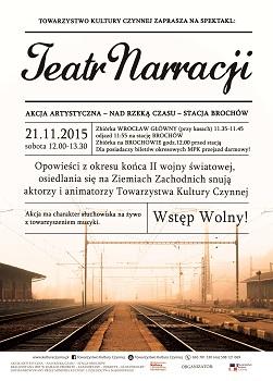 Stacja Brochów - wspomnienia o powojennym Wrocławiu