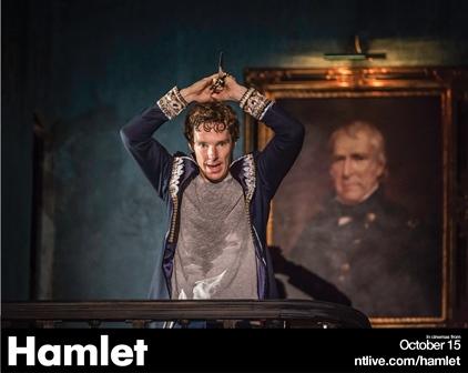 "Kino Nowe Horyzonty – ""Hamlet"" z Benedictem Cumberbatchem"