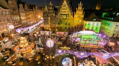 Kończy sie Jarmark Bożonarodzeniowy Wrocław 2015