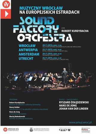 Muzyczny Wrocław na Europejskich Estradach  – koncert