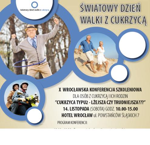 Bezpłatna konferencja o cukrzycy