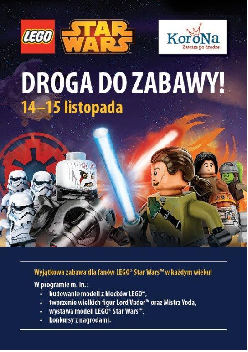 LEGO® Star Wars™ w Centrum Korona