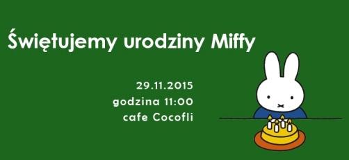 Urodziny Miffy w Cocfli