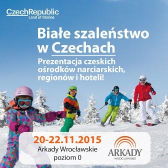 Weekend z Czechami w Arkadach Wrocławskich