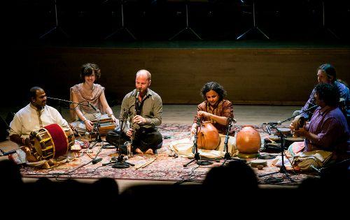Anthony Braxton Trio i Saagara