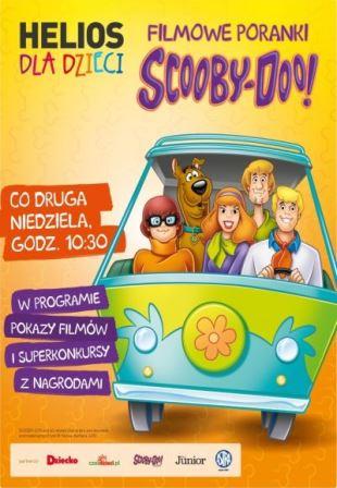 Filmowe poranki ze Scooby-Doo