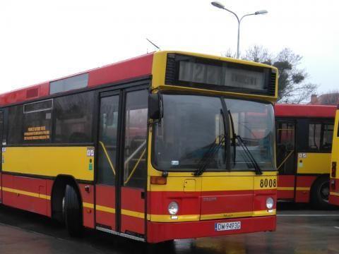 Pożeganie ostatniego wysokopodłogowego autobusu