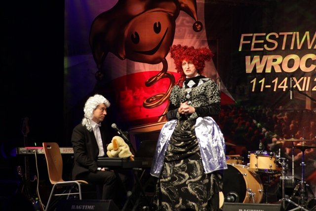 Kabaretowy Międzynarodowy Festiwal Wrocek 2015