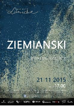 Literackie Kontury – spotkanie autorskie z Andrzejem Ziemiańskim