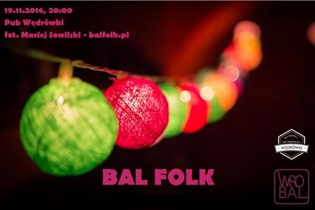 Potańcówka bal folkowa