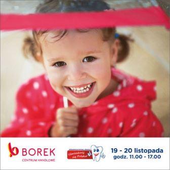 Uśmiechnij się Polsko w CH Borek
