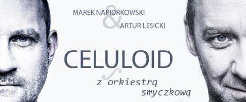 Marek Napiórkowski i Artur Lesicki: Celuloid z orkiestrą smyczkową