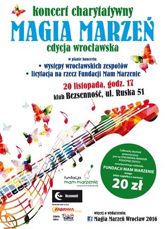 Magia Marzeń – koncert charytatywny