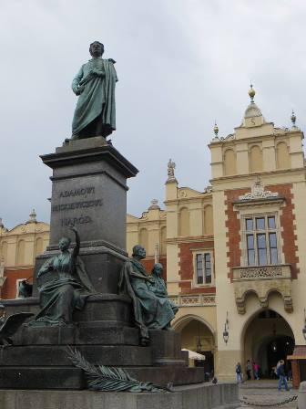 Pomnik Adama Mickiewicza stanie we Wrocławiu