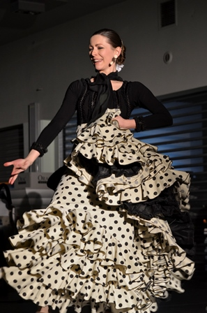 Ognisty koncert flamenco w Klubie Proza
