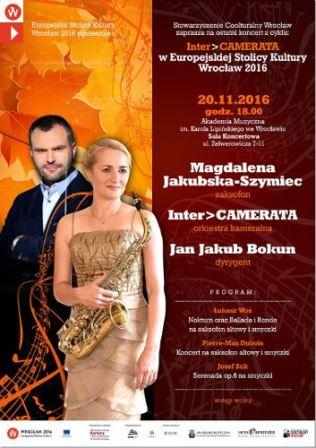 Koncert Orkiestry Inter>CAMERATA