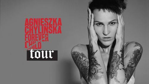 Koncert Agnieszka Chylińska – Forever Child Tour w Hali Stulecia