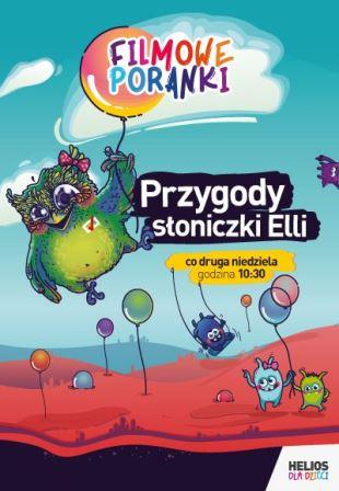 Przygody Słoniczki Elli – filmowy poranek