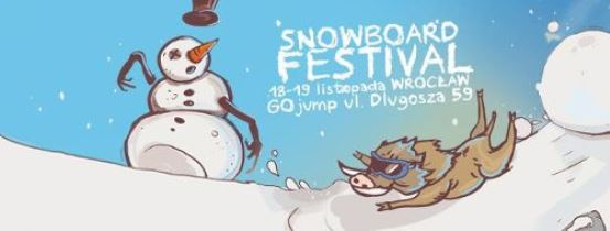 GO*POW Snowboard Festival 2016