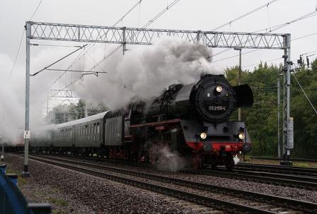 Pociąg do Niepodległości – Piłsudski, Dmowski, Paderewski oraz Haller