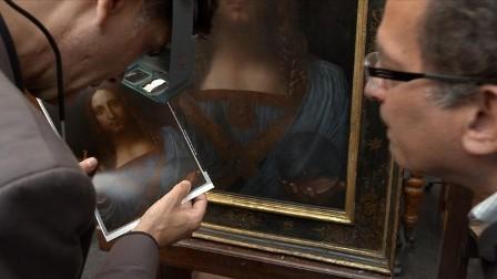 Leonardo da Vinci z The National Gallery w Londynie