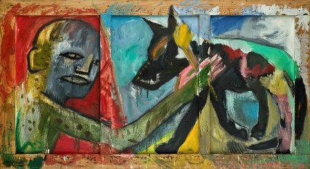 """""""Malarz maluje psa"""" – wykład w Pawilonie Czterech Kopuł"""