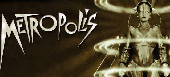 Metropolis –pokaz filmu z muzyką na żywo w wykonaniu: Czerwie