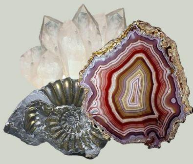 Giełda minerałów, skamieniałości i wyrobów jubilerskich