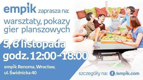 Dni Planszówek we Wrocławiu