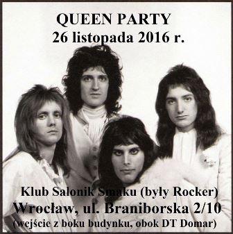 QUEEN Party 2016