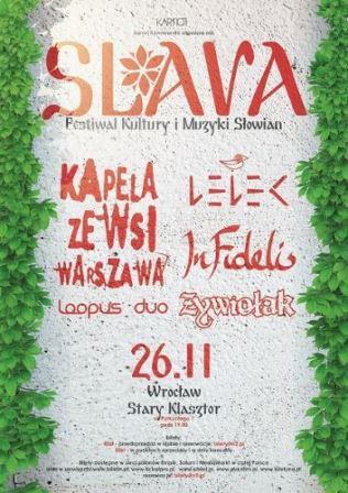 Festiwal Kultury i Muzyki Słowian SLAVA