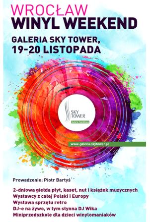 Wrocław Winyl Weekend