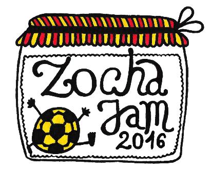 Zocha jam 2016 – zawody w footbagu