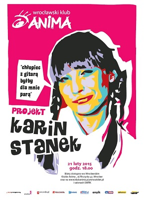 Karin Stanek – spektakl
